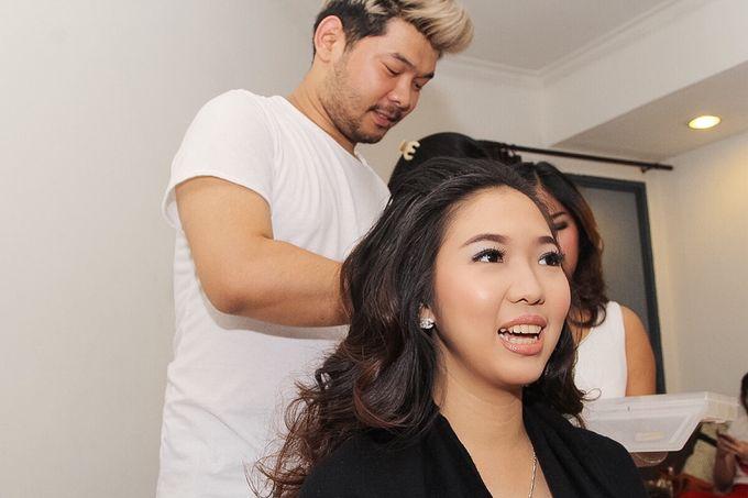Wedding Jakarta by Noveo Alexander Professional Makeup Artist - 006