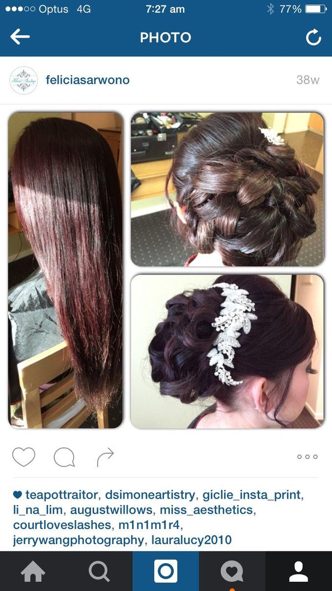 Wedding   Hair Styling by Felicia Sarwono Makeup Art - 026