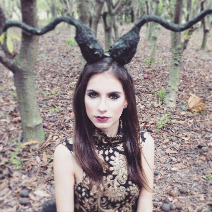 Collaboration by Mimi thio Makeup artis - 020
