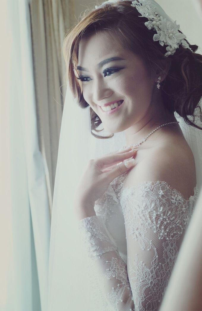 Wedding Makeup by Niken Xu Makeup Artist - 035