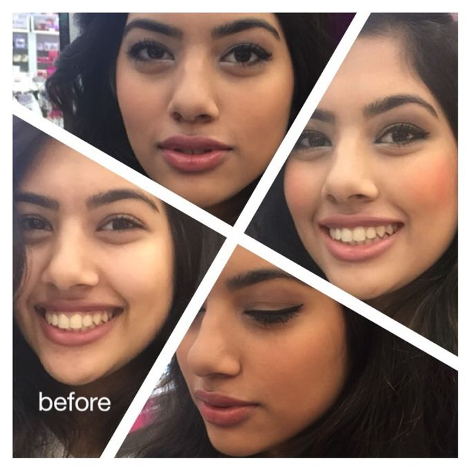 BEFORE AND AFTER by Nadine Rayo Hair and Makeup Artistry - 011