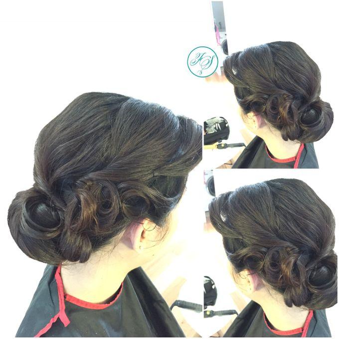 Wedding   Hair Styling by Felicia Sarwono Makeup Art - 029