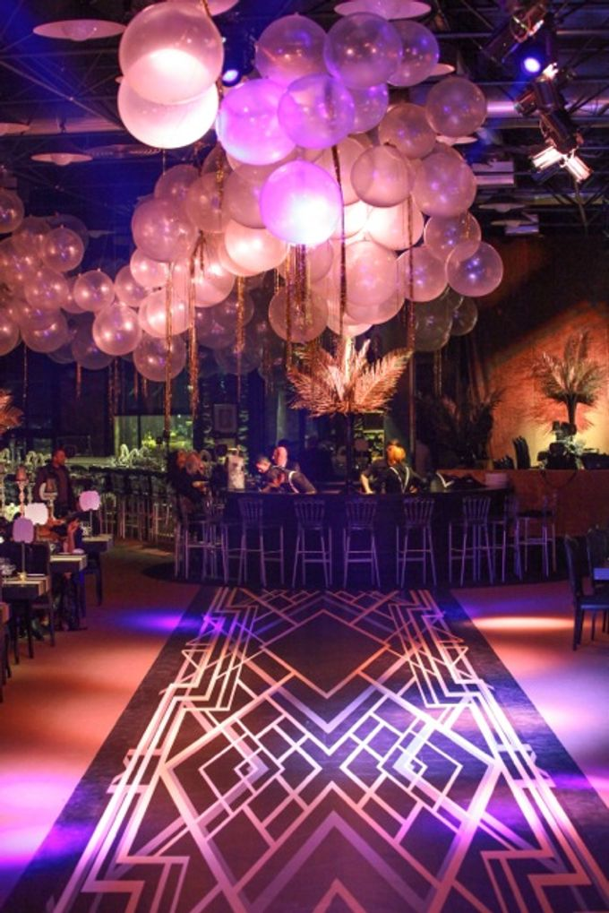 The Great Gatsby by d'lara Chocolate and Events - 001