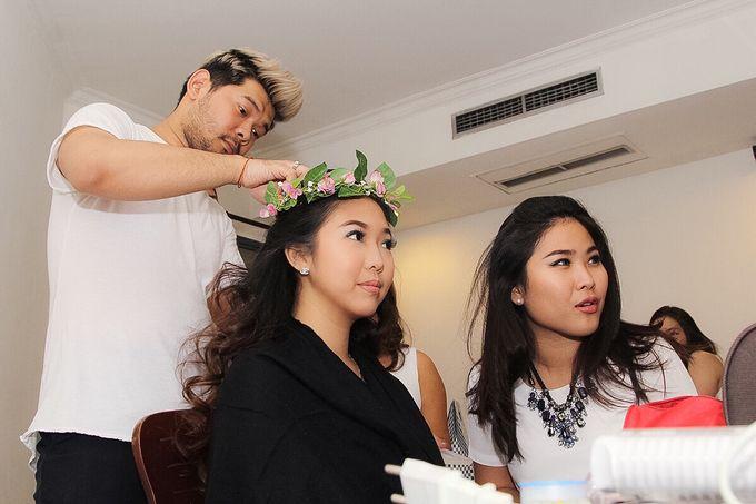 Wedding Jakarta by Noveo Alexander Professional Makeup Artist - 005