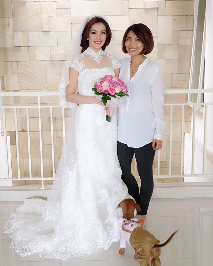 Wedding Makeup by Niken Xu Makeup Artist - 008