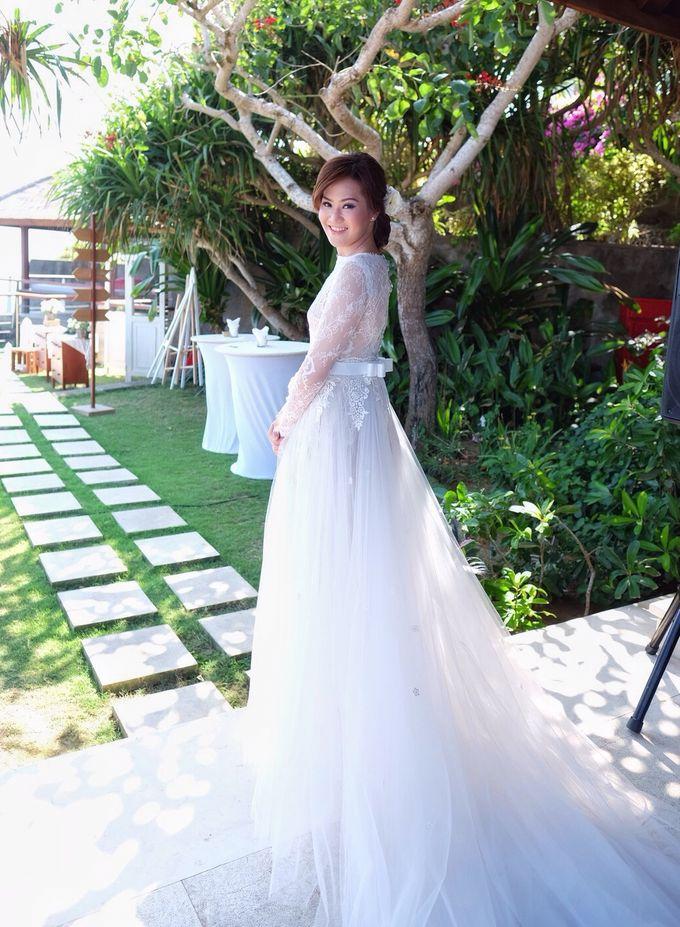Jeffry & Gaby Wedding by Bramanta Wijaya Sposa - 002