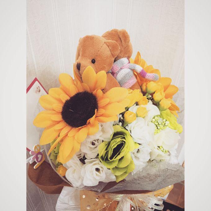 Artificial flower by Love Flower - 016