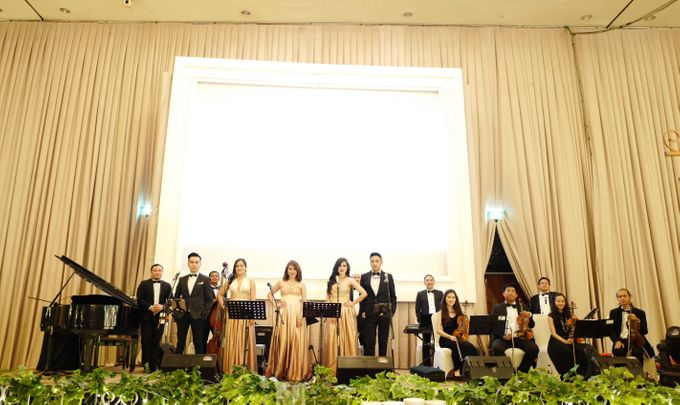 Andy & Katherine Grand Wedding by Nico Santoso Entertainment - 007