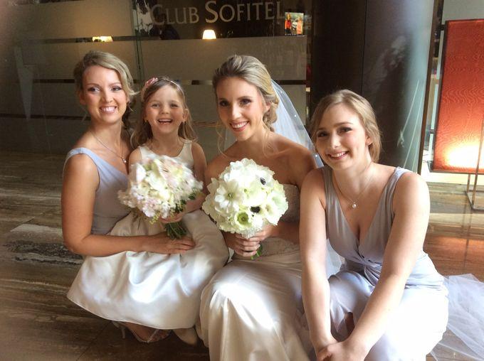 Wedding | Sofitel Wentworth by Felicia Sarwono Makeup Art - 047