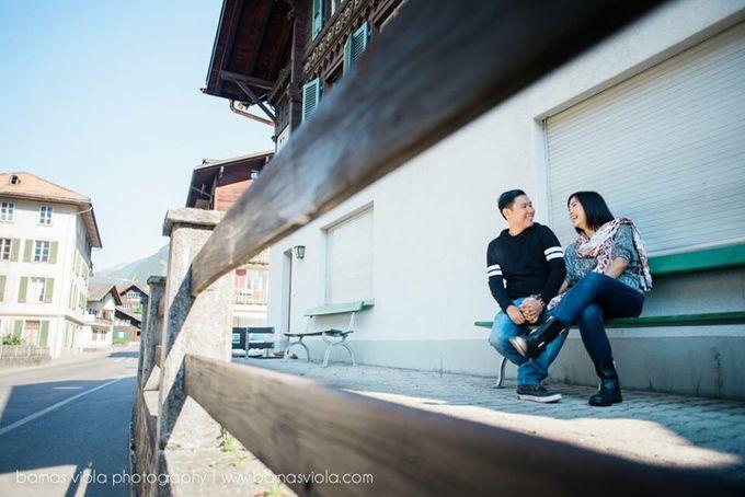 Honeymoon in Switzerland by Barnas Viola Photography - 010