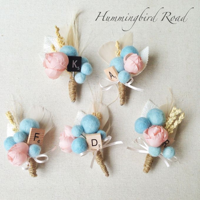 Corsages and Boutonnieres by Hummingbird Road - 010