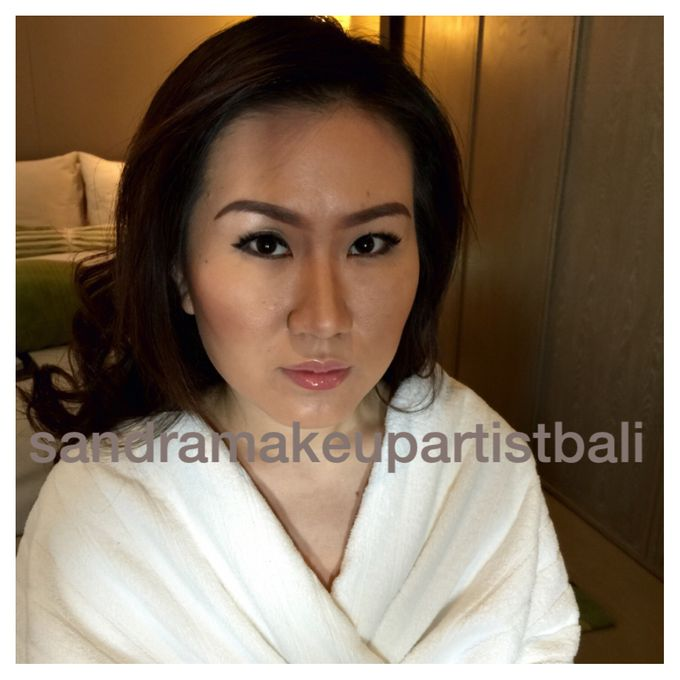 Wedding Guest Makeup by W Bali - Seminyak - 002