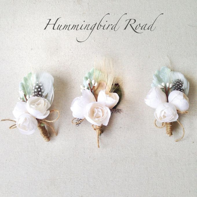 Corsages and Boutonnieres by Hummingbird Road - 001