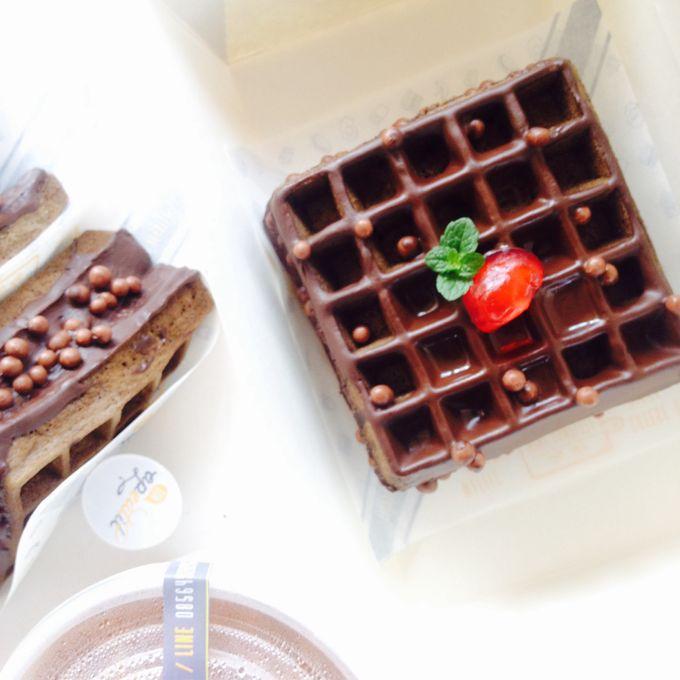 Chocolate Waffle by Apeatit - 003