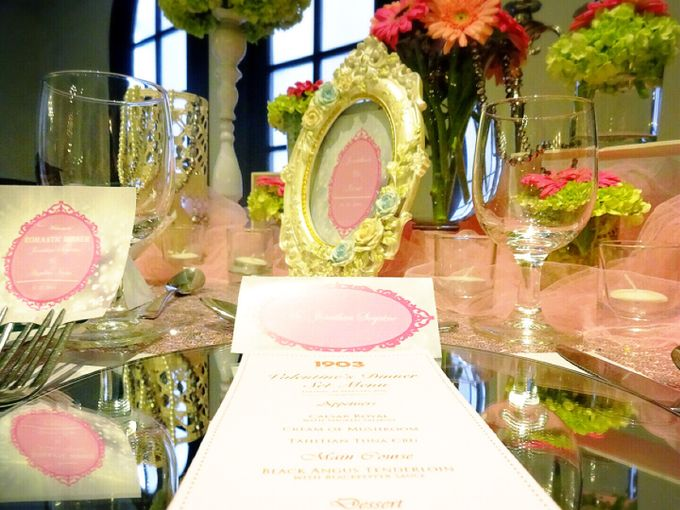 Feeling so pink by Valexis Table Design - 003