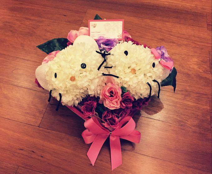 Artificial flower by Love Flower - 019