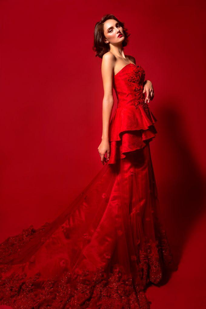 Wedding Makeup by Niken Xu Makeup Artist - 039