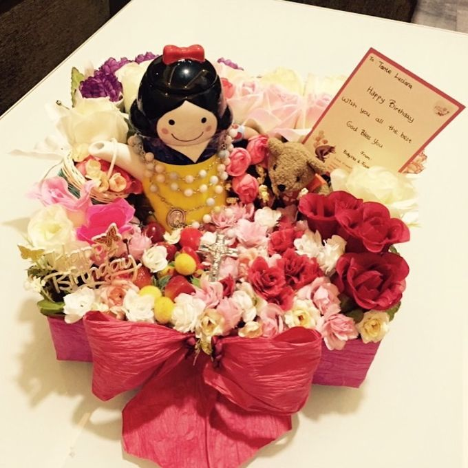 Flower gift and box by Love Flower - 004