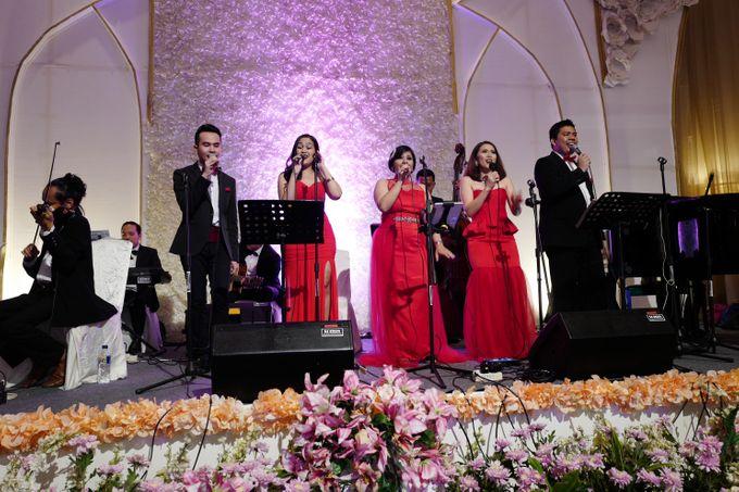 Johan & Merisa Wedding Day by Nico Santoso Entertainment - 006
