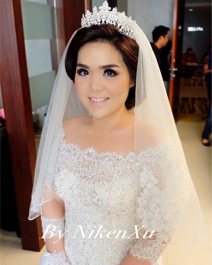 Wedding Makeup by Niken Xu Makeup Artist - 016