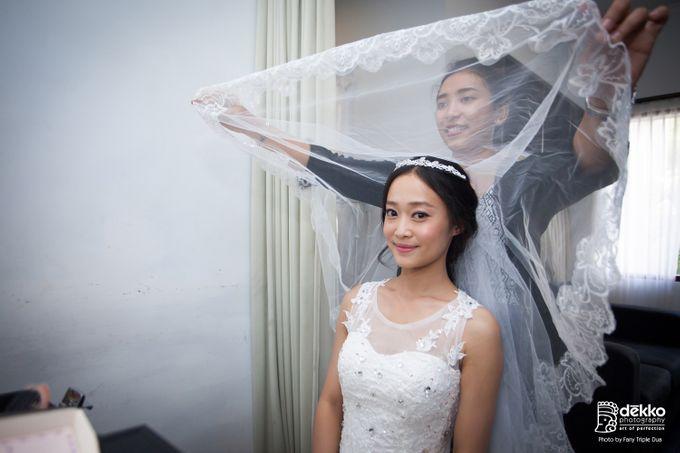 Bridal makeup for asian bride by Endrye MakeupArt - 004