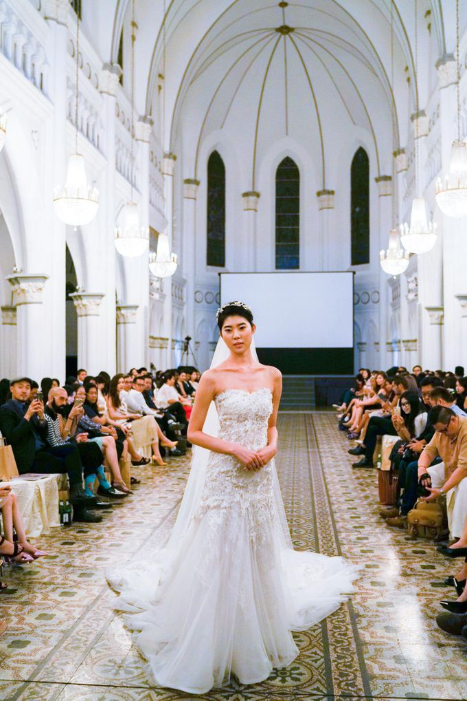 Fashion show at Chijmes by Rebecca Caroline - 010