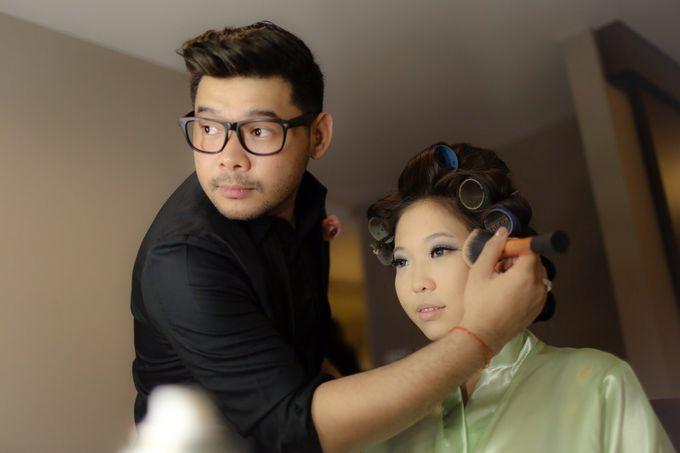 Wedding Jakarta by Noveo Alexander Professional Makeup Artist - 001