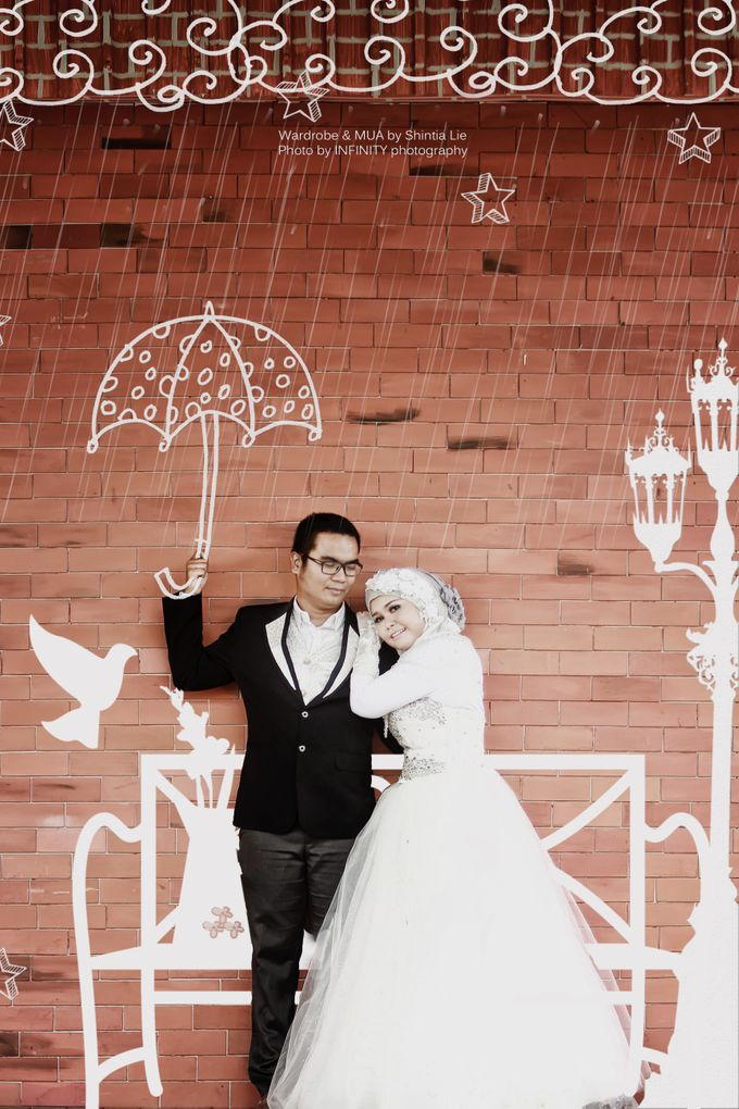 Melly & Fahri by INFINITY photography - 002