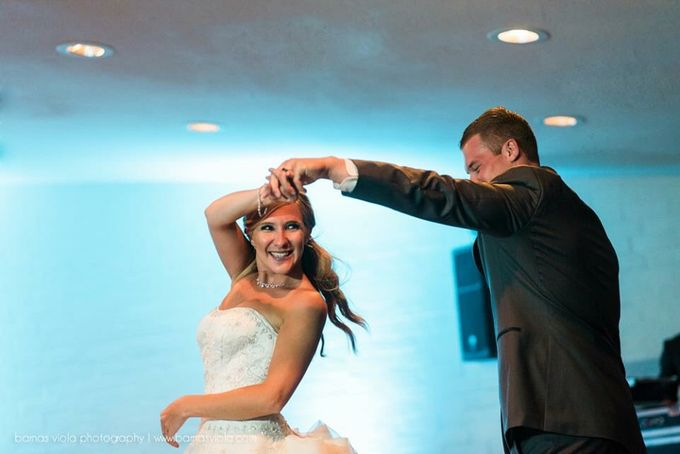 Gayle & John Wedding by Barnas Viola Photography - 007