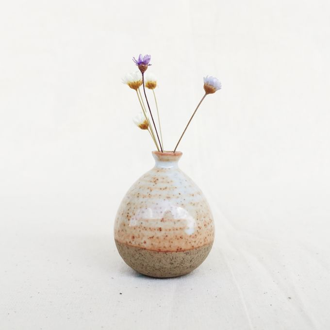 Handmade Mini Vase for Wedding door gift by Oh!eaf - 007