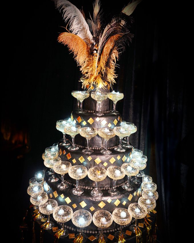 The Great Gatsby by d'lara Chocolate and Events - 014