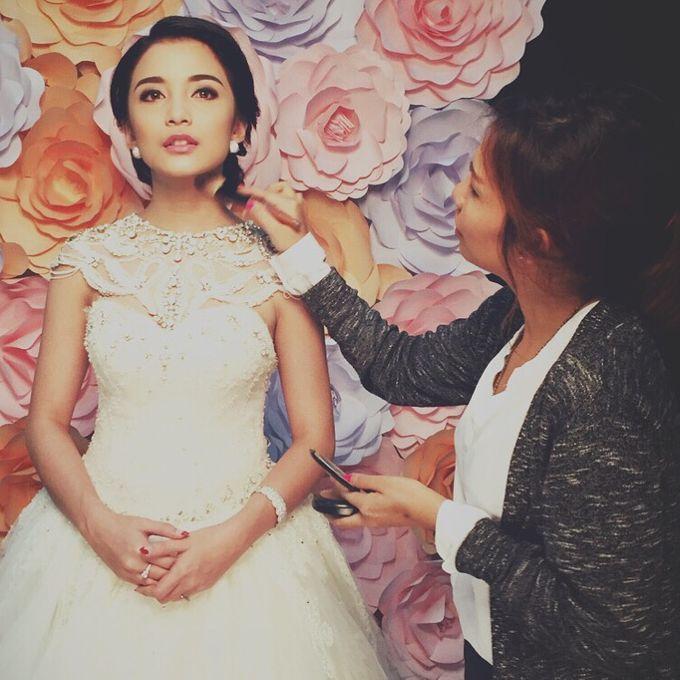 Wedding Makeup by Niken Xu Makeup Artist - 036