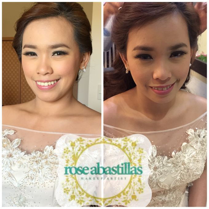My Brides  by Makeup By Rose Abastillas - 001