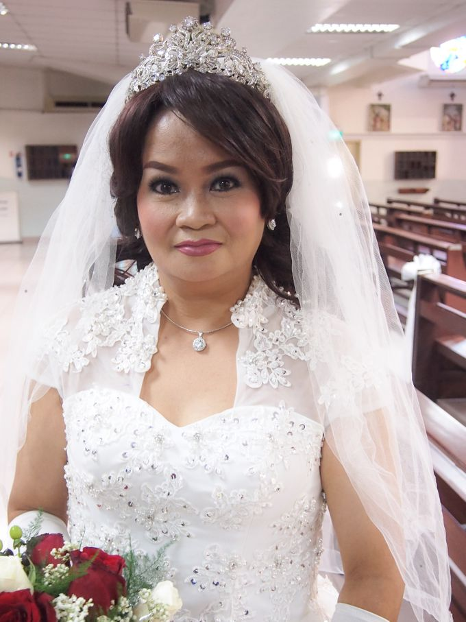 Wedding Singapore by Noveo Alexander Professional Makeup Artist - 008