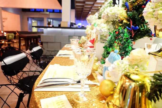 Gold christmas by Valexis Table Design - 003