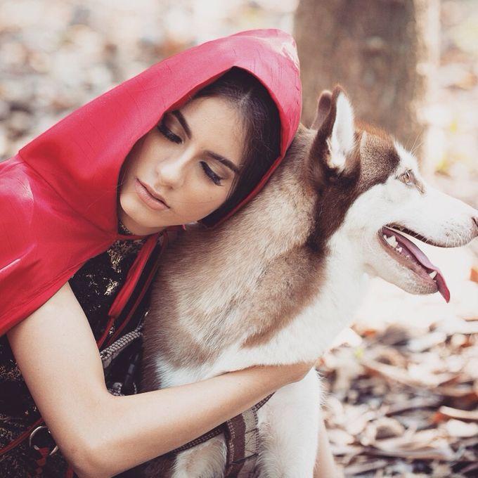 Collaboration by Mimi thio Makeup artis - 040
