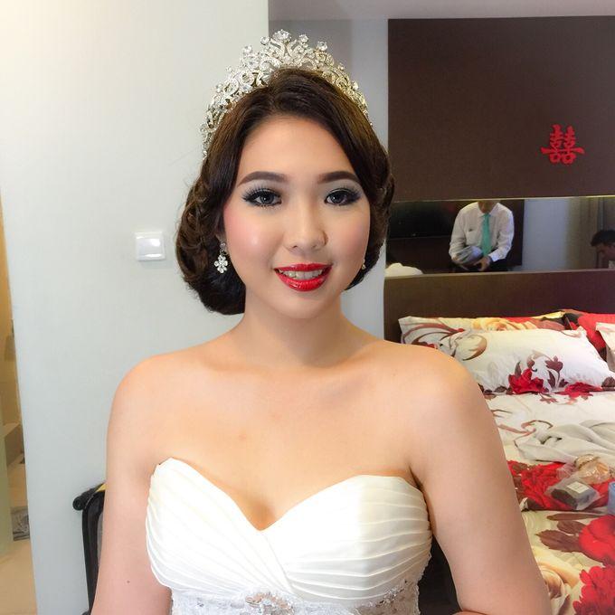 Wedding Jakarta by Noveo Alexander Professional Makeup Artist - 004