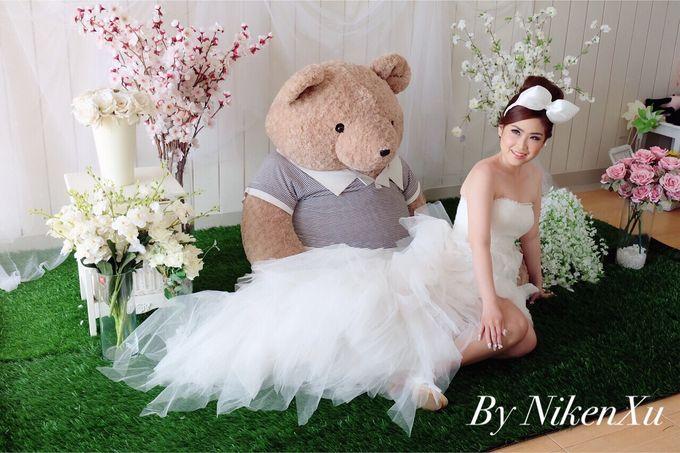 Wedding Makeup by Niken Xu Makeup Artist - 013