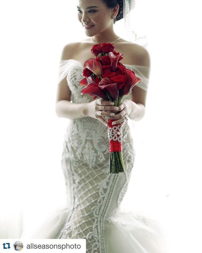Wedding Makeup by Niken Xu Makeup Artist - 021