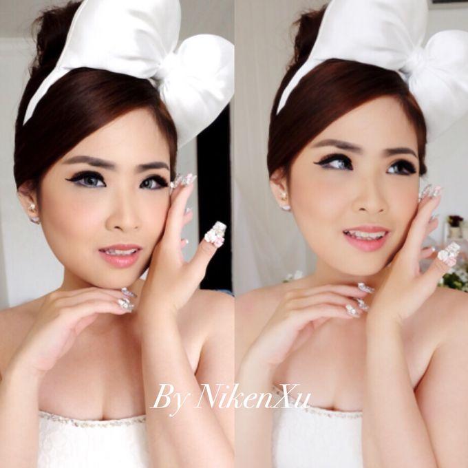 Wedding Makeup by Niken Xu Makeup Artist - 014