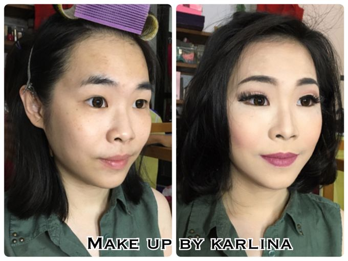 Party make up by Makeupbykarlina - 004