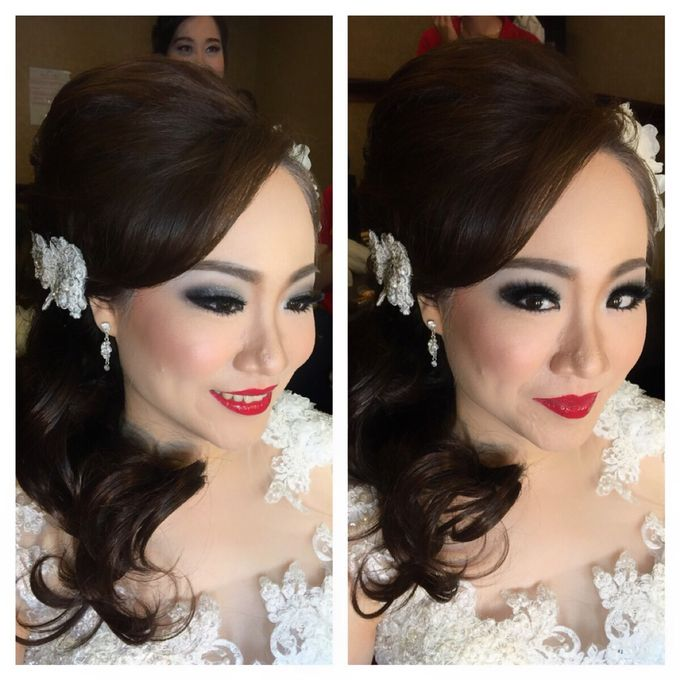Bride to be by Vidi Daniel Makeup Artist managed by Andreas Zhu - 015