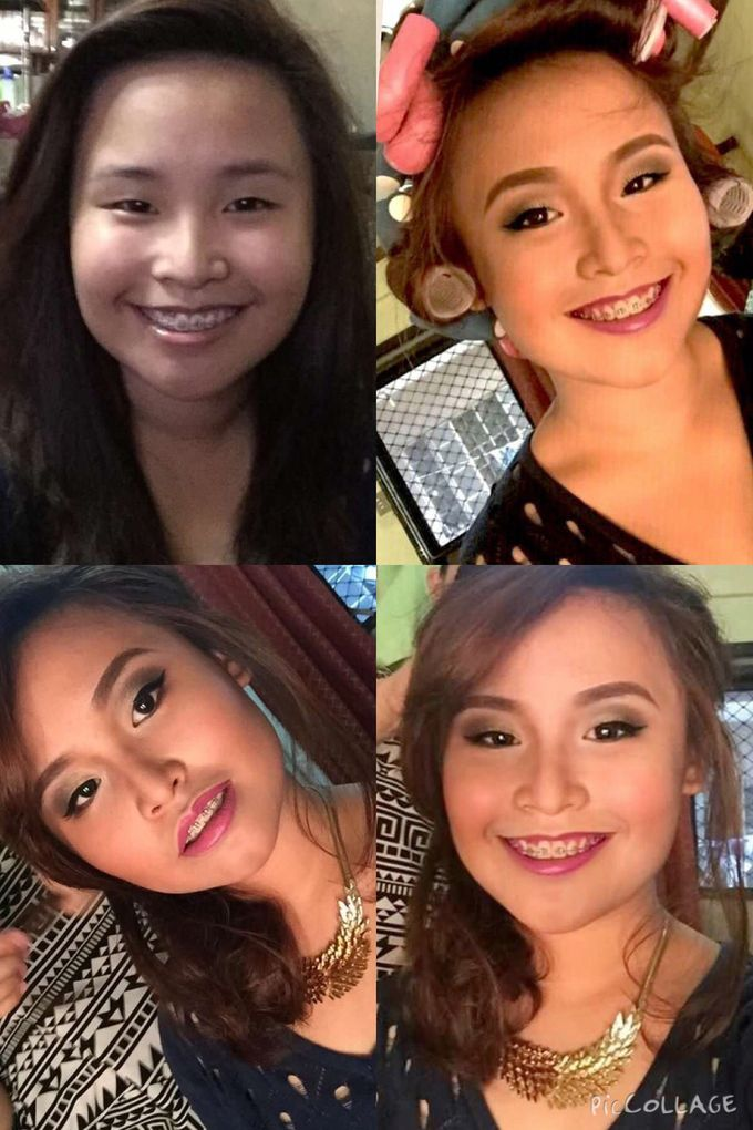 BEFORE AND AFTER by Nadine Rayo Hair and Makeup Artistry - 014