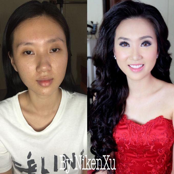 Wedding Makeup by Niken Xu Makeup Artist - 027