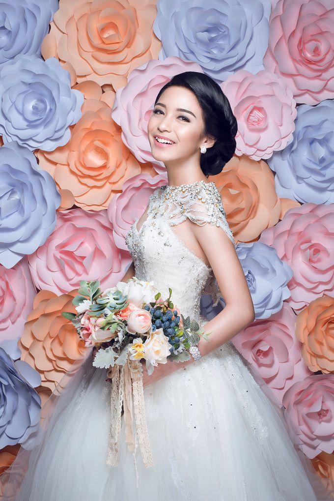 Wedding Makeup by Niken Xu Makeup Artist - 001