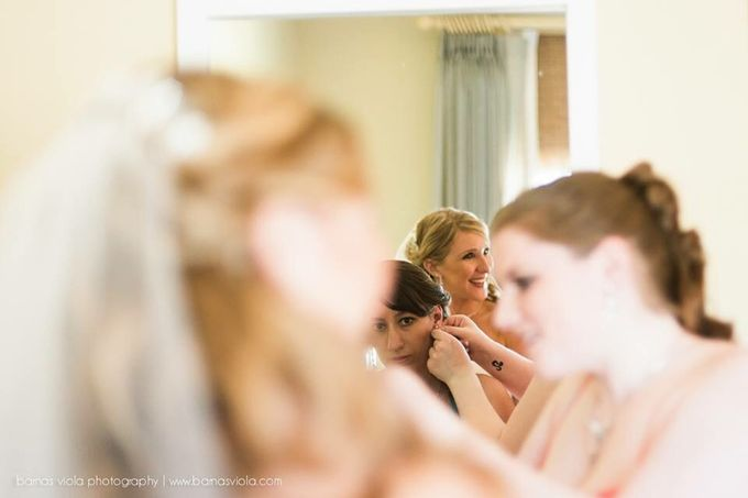 Gayle & John Wedding by Barnas Viola Photography - 003