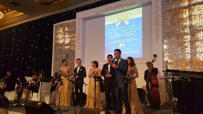 Vella & Andri Wedding by Nico Santoso Entertainment - 004