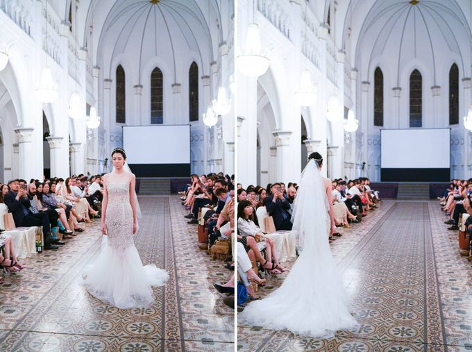 Fashion show at Chijmes by Rebecca Caroline - 003