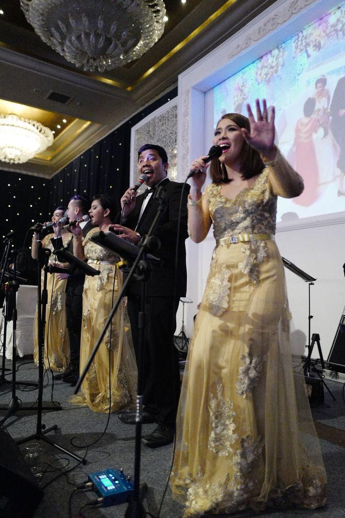 Vella & Andri Wedding by Nico Santoso Entertainment - 005