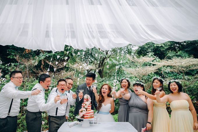 Maureen & Chuan Kai Garden Carnival Wedding by Butter Studio - 004
